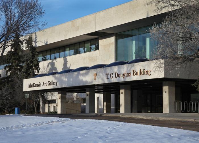 Saskatchewan NAC Galleries   MacKenzie Art Gallery