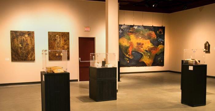 Saskatchewan Nac Galleries Godfrey Dean Art Gallery