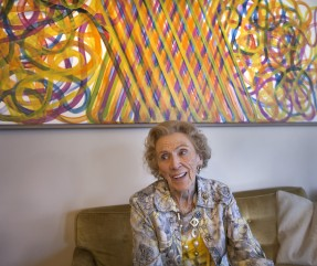 Renowned Philanthropist and Patron of the Arts Jacqueline Shumiatcher has died, at age 97