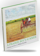 Related Product - A Prairie Boy's Summer