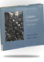 Canadian Photography 1839-1920