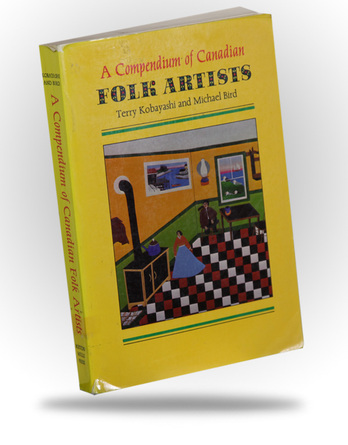 A Compendium of Canadian Folk Artists - Image 1